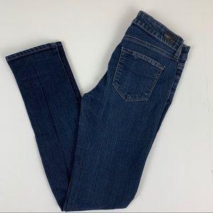 PAIGE Skyline Skinny Jeans Dark Wash Size 26